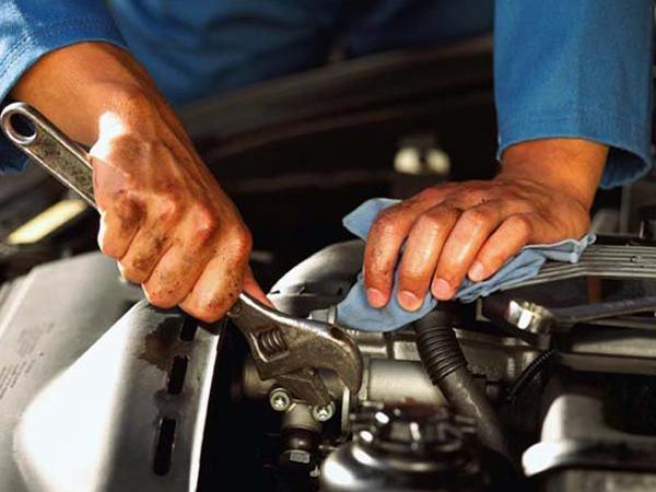 garage diesel - diagnostic