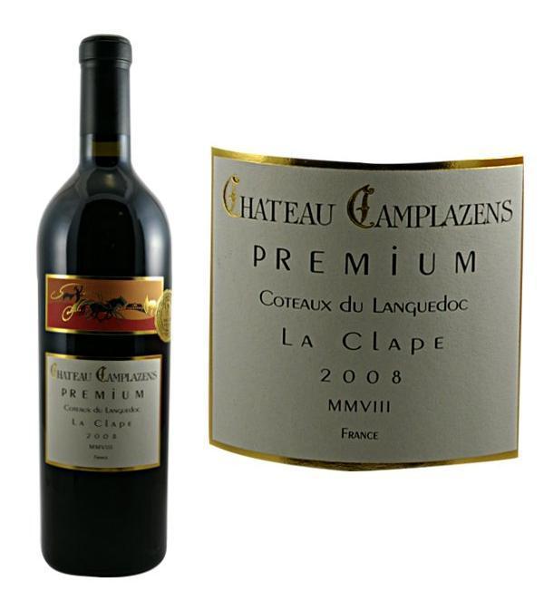 Château Camplazens Premium
