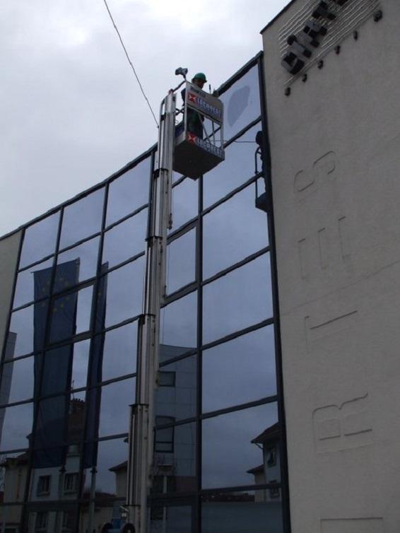 Nettoyage de vitres par VIT' NETT (Vosges)