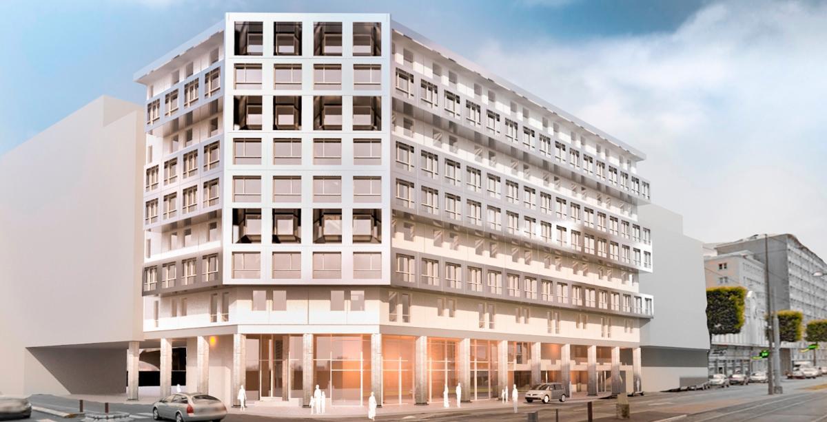 Rénovation Energétique Résidence Prostyle - Travaux en cours - 1 500 000 € HT