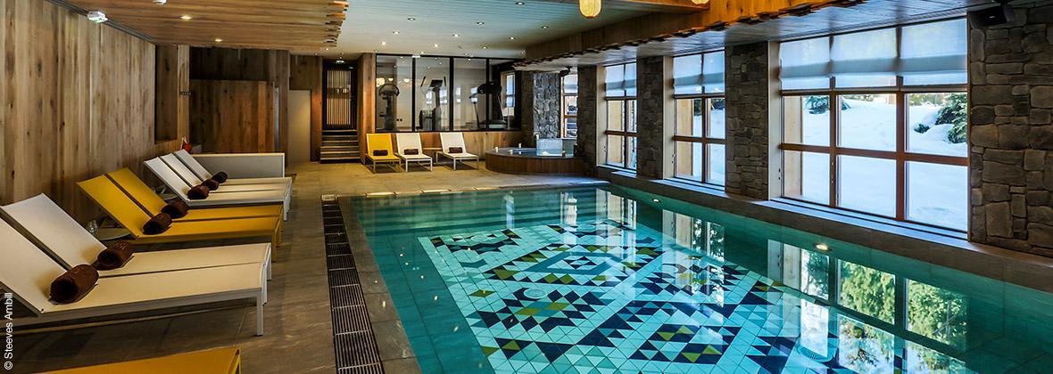 Hôtel 5* le Yüle Val d'Isère - 2016 - 15 000 000 € HT