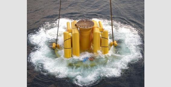 Pose de module offshore