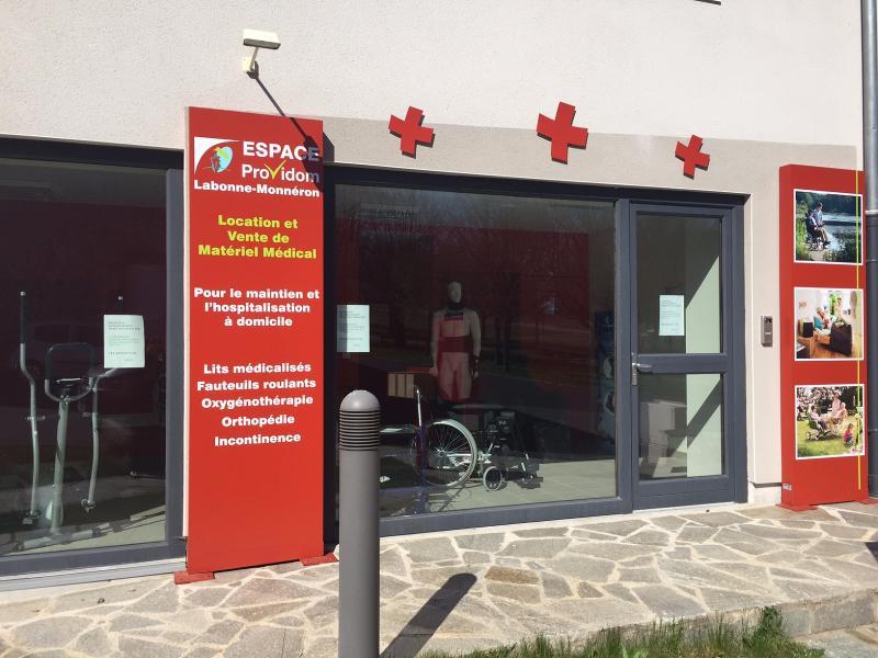 Vente et location de matériel médical à Giat