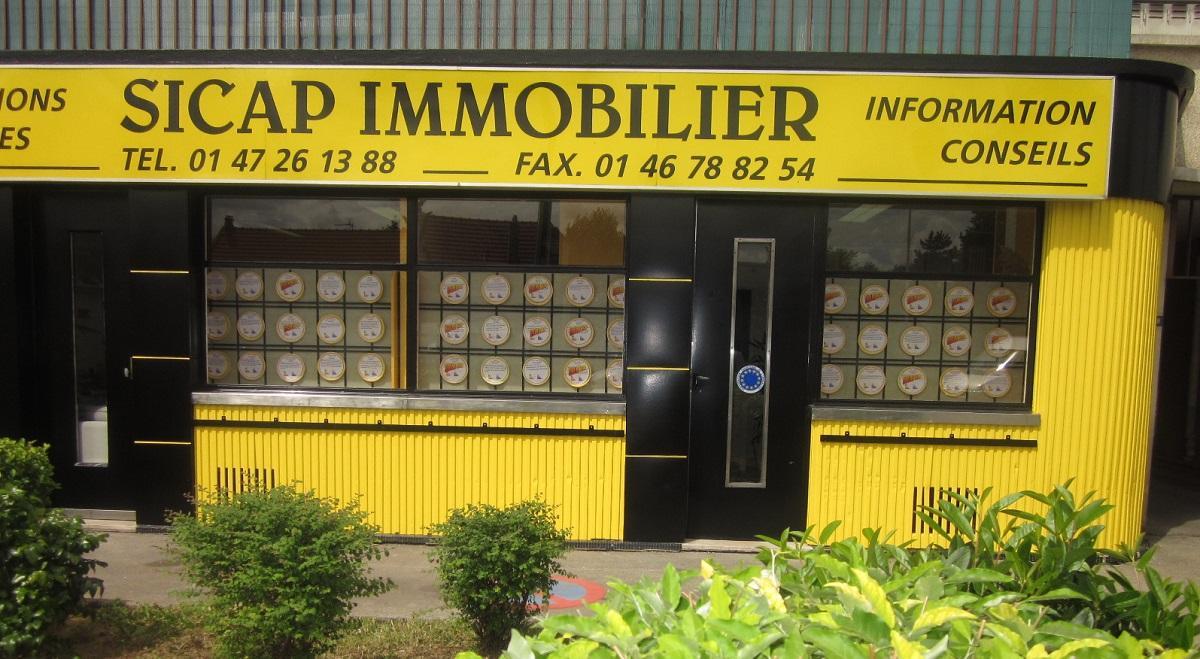 Sicap Immobilier, vente, achat et estimation de biens à Villejuif, Val-de-Marne (94)