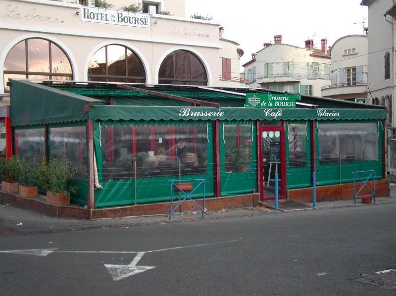 Acotex Déco'Stores, fermeture de terrasse à Pont-Saint-Esprit