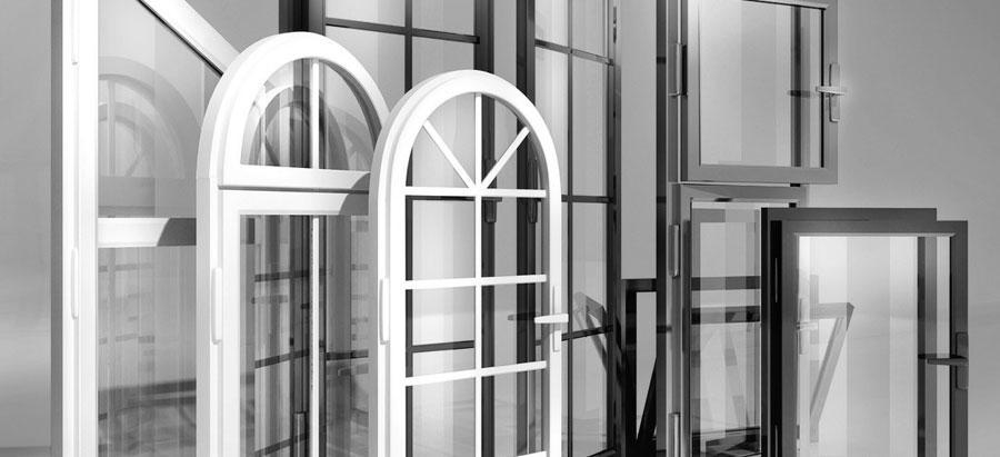 Fenêtre PVC dans une maison du 18ème arrondissement