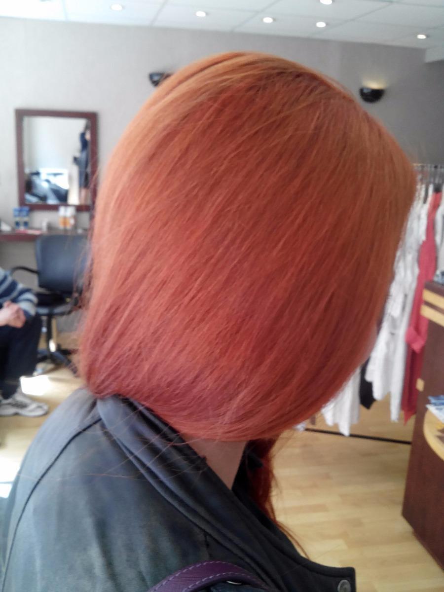 Coloration par votre coiffeur à Beaumont-le-Roger