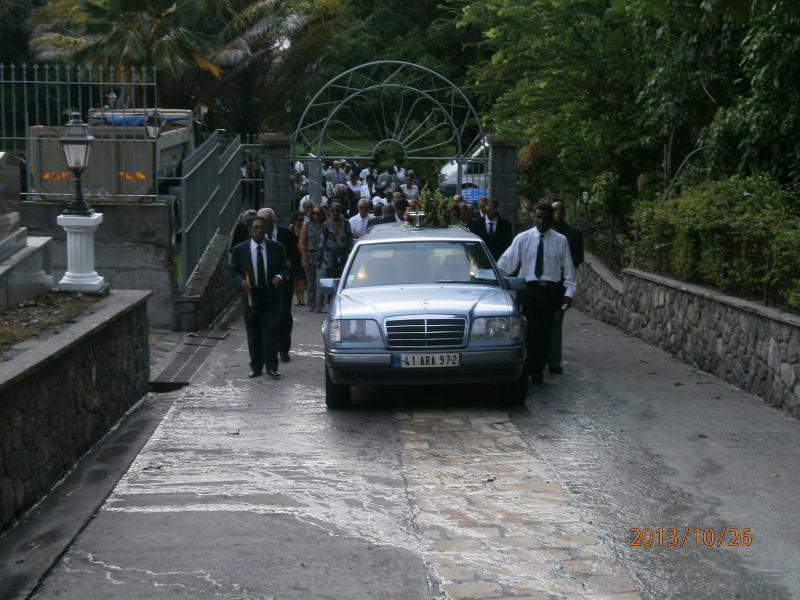 Pompes Funèbres Minot à Saint-Pierre en Martinique (972)