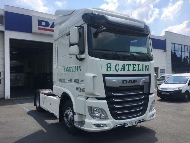 Camion Bernard Catelin