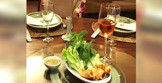 Restaurant Le Mandarin dans le quartier St-Germain à Paris