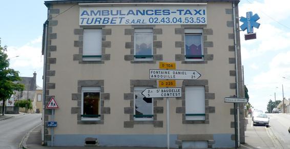 Ambulances Turbet