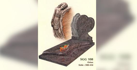 Monuments articles funéraires