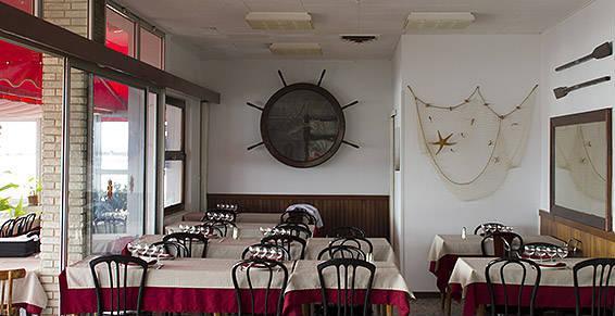 Restaurant des années 1970.