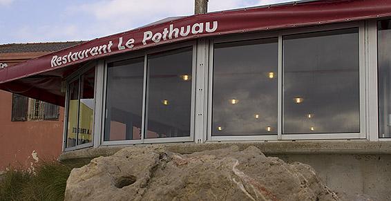Le Pothuau Les Salins d'Hyères