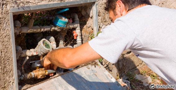Plombiers - Plombier compteur eau