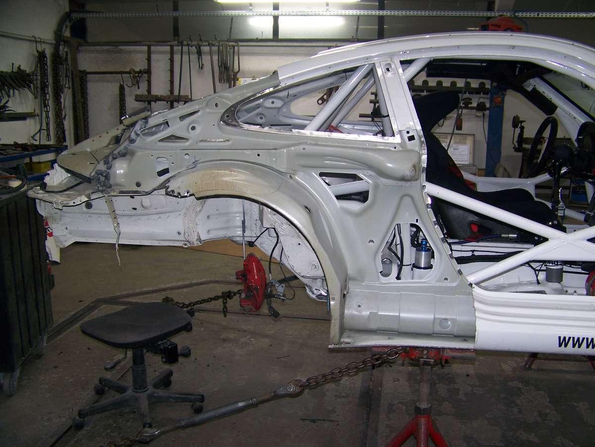 Réparation de carrosserie par le Garage Barraqué à Tarbes (65)