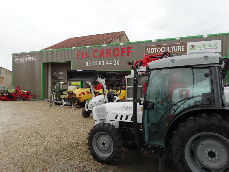 matériel et mécanique agricole-viticole