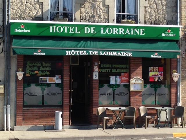 Hotel de Lorraine Attigny