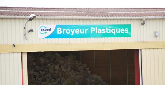 COVED - Assainissement et traitement des déchets à La Chapelle St-Luc