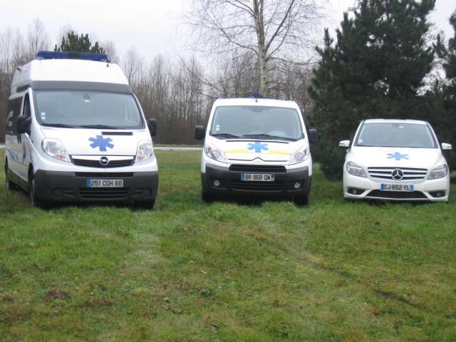 Ambulances et VSL - Mouy