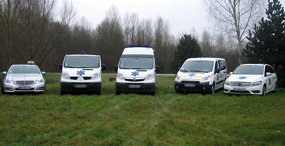 Secours Ambulances Services à Mouy - Ambulances
