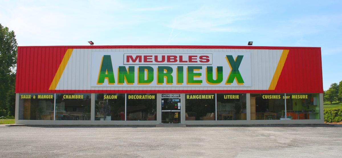 Meubles Andrieux  à Bellac