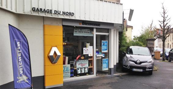 Garage du Nord à Aurillac - Garages automobiles