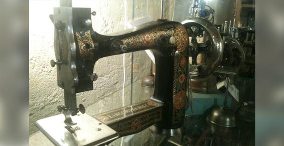 Restauration de machines à coudre anciennes