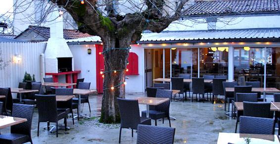 Terrasse du Restaurant L'Amaryllis à Eysines