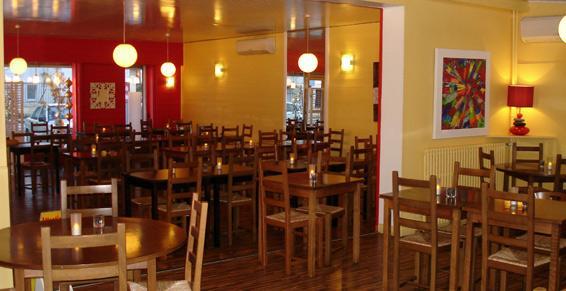Restaurant L'Amaryllis, Menu de groupe