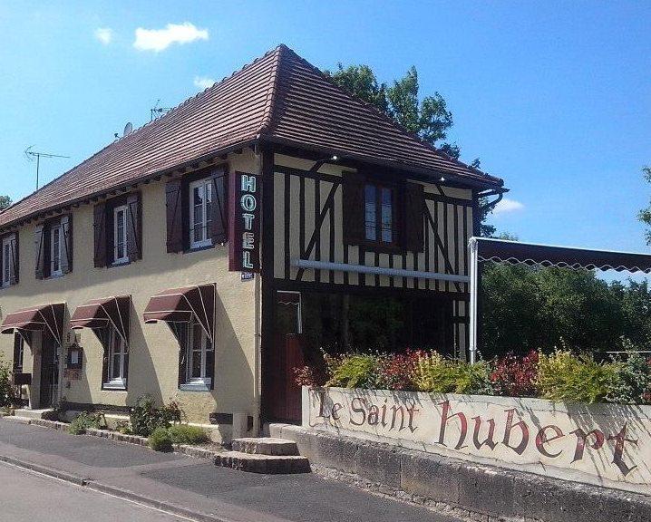 Hotel Saint-Hubert Arcis sur Aube 2015