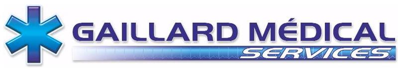 Logo Gaillard Médical Services
