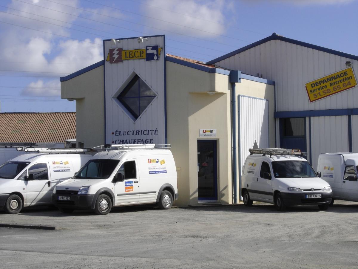 Nos bureaux à  Saint Jean de Monts