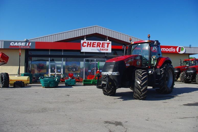 Vente de matériel agricole neuf et d'occasion à Vouziers - Tracteur