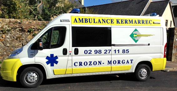 Kermarrec : taxis de 4 à 9 places à Crozon