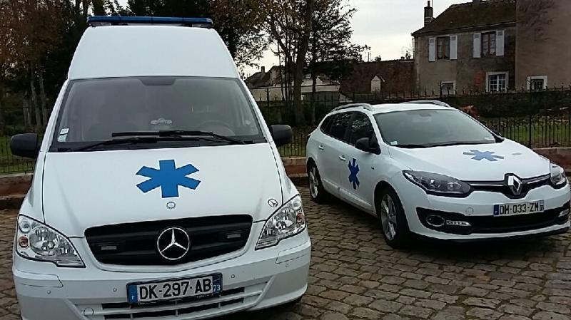 Ambulances Béreau-Duchaine Bonnétable 72