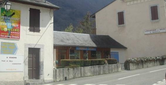 Location de ski ou snowboard dans la station de Luz Saint Sauveur