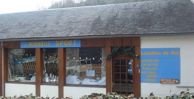 Néouvielle Sports: location de raquettes et randonnée(Hautes Pyrénées)