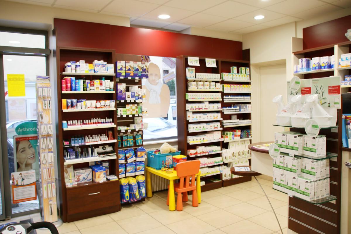 Pharmacie des Arts - podo-orthésistes