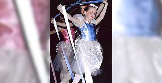 danse - petites danseuses