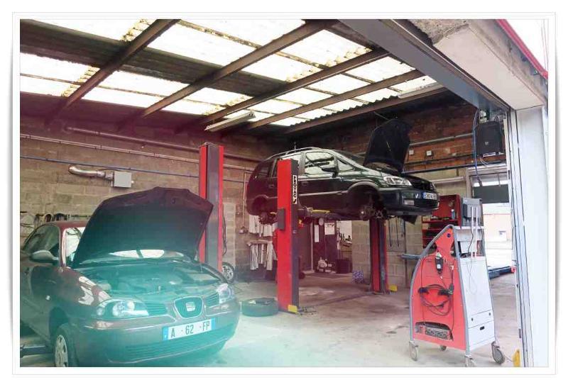 Réparation de carrosserie à Ailly-sur-Somme