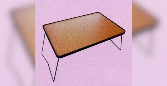 Château-Chinon - Table de lit à poser