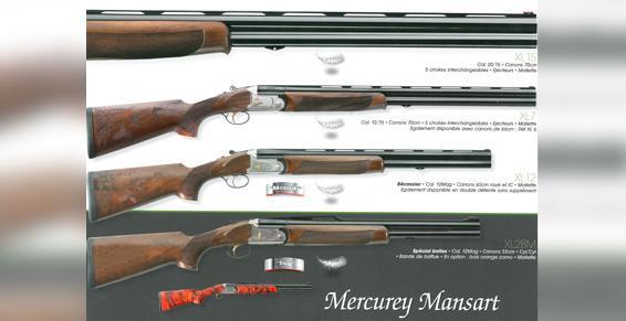Armes et Loisirs - Chasse, Mercurey-Mansart