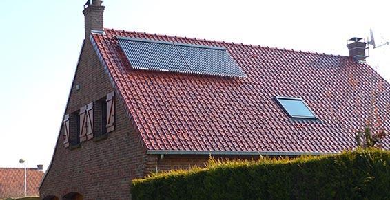 Chauffage - Chauffage solaire