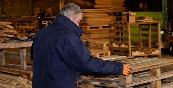 Nous fabriquons tout dans nos ateliers à Tourcoing