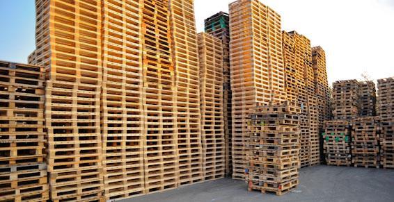 Des emballages et des conditionnements en bois Fibem Tourcoing