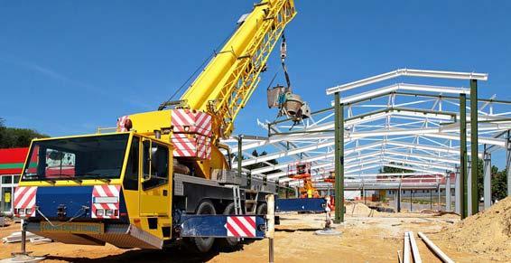 FERRON LEVAGE manutention location poids lourds