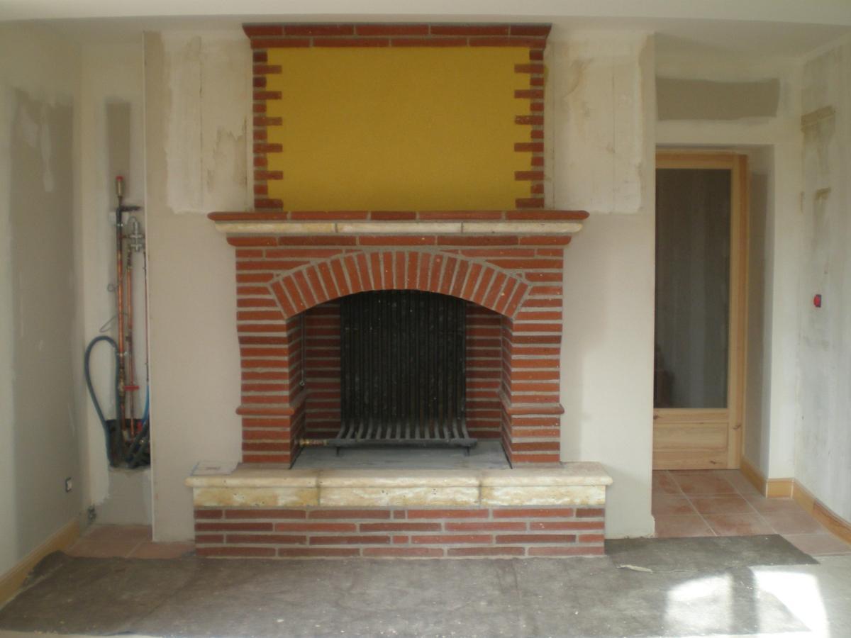 MIRADE Pascal - Rénovation cheminée