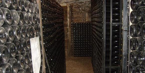 Notre cave