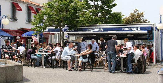 Restaurant Le Grand Bleu à Saint-Gilles-Croix-de-Vie